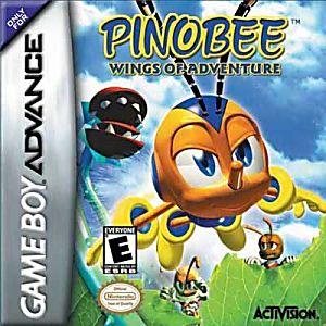 Pinobee Wings of Adventure