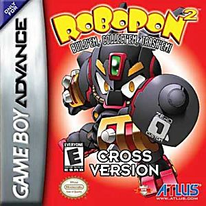 Robopon 2 Cross Version