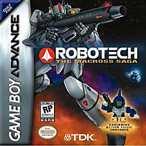 Robotech The Macross Saga