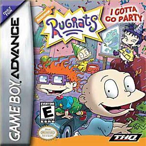Rugrats I Gotta Go Party