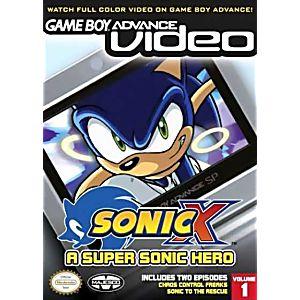 Sonic X Volume 1