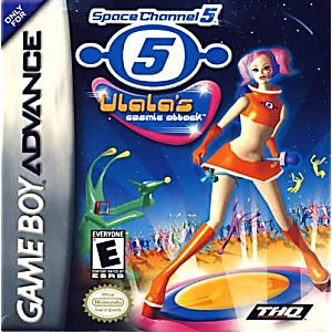 Space Channel 5 Ulalas Cosmic Attack