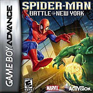 Spiderman Battle for New York