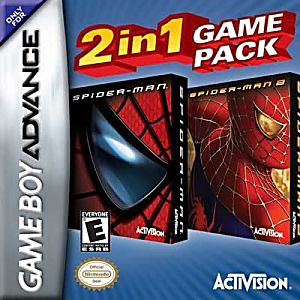 Spiderman Double Pack