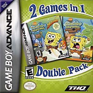 SpongeBob SquarePants Dual Pack