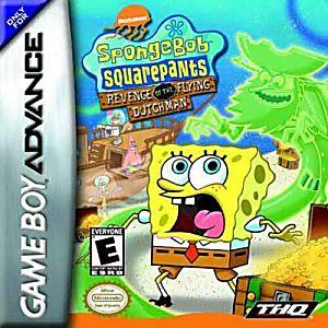Sponge Bob Square Pants Revenge of the Flying Dutchman