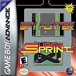 Spy Hunter/Super Sprint