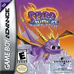 Spyro Season of Ice