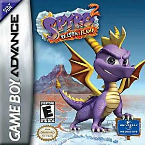 Spyro Season of Flame