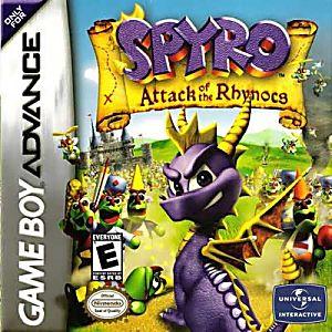 Spyro Attack of the Rhynocs