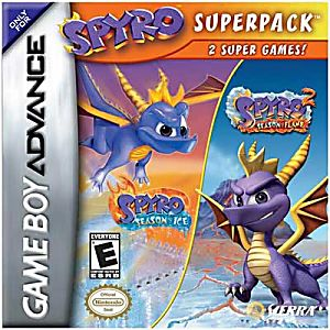 Spyro Superpack Season of Ice / Flame