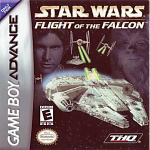 Star Wars Flight of Falcon