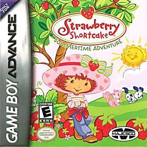 Strawberry Shortcake Sumertime Adventure