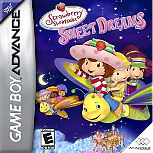 Strawberry Shortcake Sweet Dreams