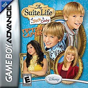 Suite Life of Zack and Cody Tipton Caper
