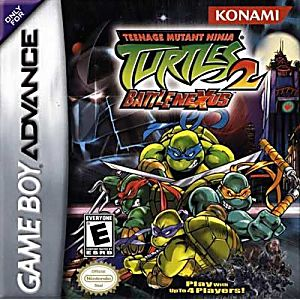 Teenage Mutant Ninja Turtles 2 BattleNexus