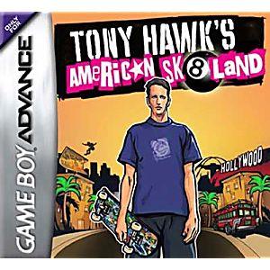 Tony Hawk American Skateland