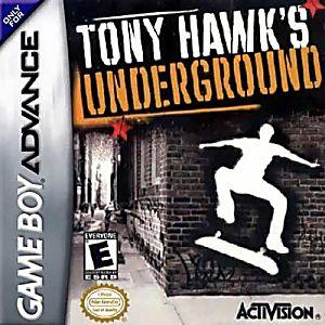 Tony Hawk Underground