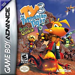 Ty the Tasmanian Tiger 3