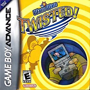 Warioware Twisted