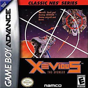 Xevious NES Series