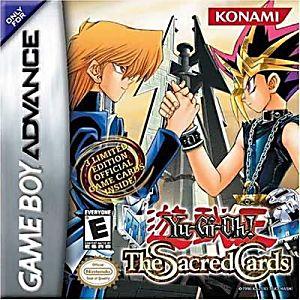 Yu-Gi-Oh Sacred Cards