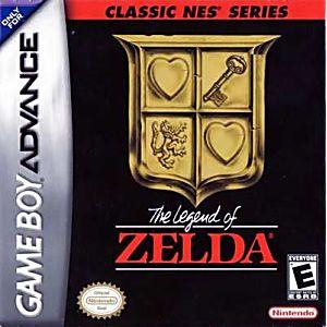 Zelda NES Series