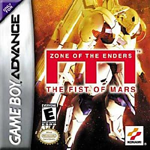 Zone of the Enders The Fist of Mars