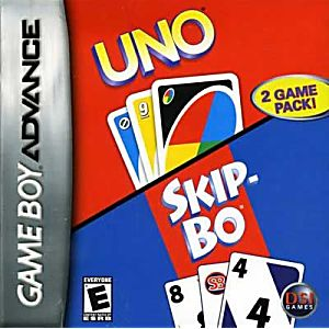 Uno and Skip-Bo