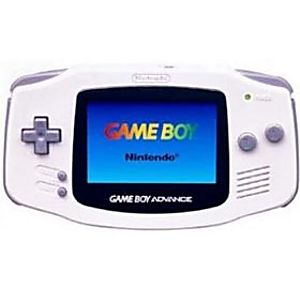 Arctic Game Boy Advance System