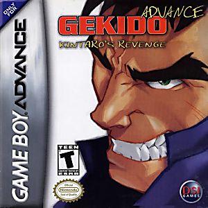 Gekido Advance Kintaro's Revenge