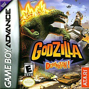 Godzilla Domination