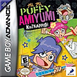 Hi Hi Puffy AmiYumi Kaznapped