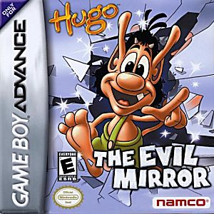 Hugo The Evil Mirror