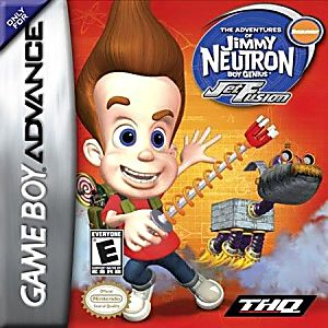 Jimmy Neutron Jet Fusion