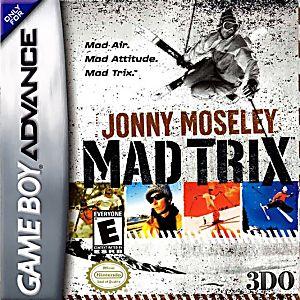 Jonny Moseley Mad Trix