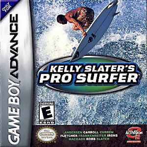 Kelly Slaters Pro Surfer