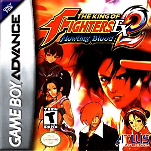 King of Fighters EX2 Howling Blood