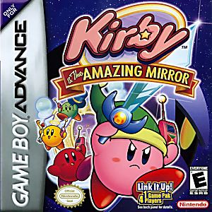 Kirby The Amazing Mirror