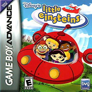 Little Einsteins Nintendo Game Boy Advance