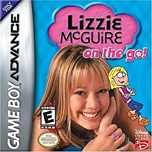 Lizzie McGuire on the Go