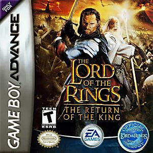 Lord of the Rings Return of King