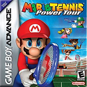 Mario Tennis Power Tour