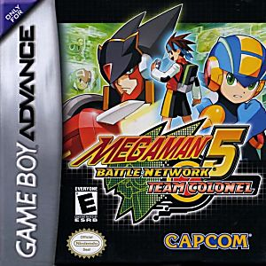 Mega Man Battle Network 5 Colonel