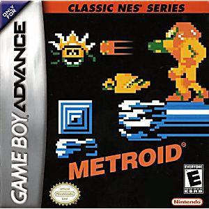 Metroid NES Series