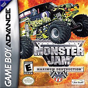 Monster Jam Maximum Destruction