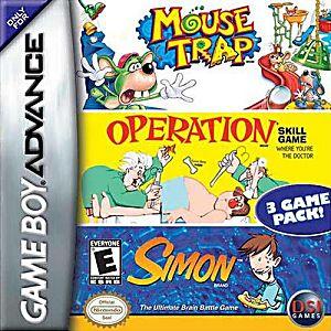 Mouse Trap/Operation/Simon