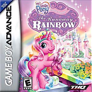 My Little Pony Runaway Rainbow
