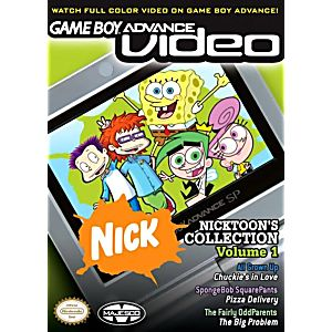 Nicktoons Collection Volume 1
