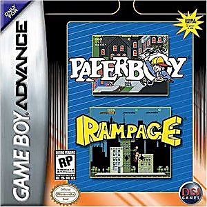 Paperboy Rampage Double Pak
